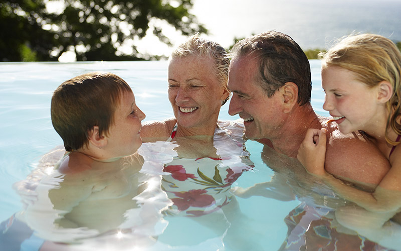 Save on Summer Fun with a Pool Heat Pump