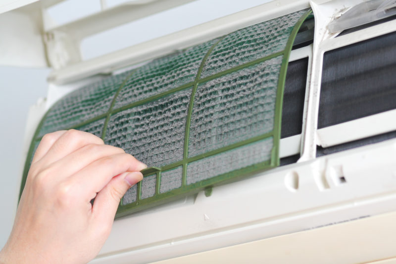 Maintaining Your Ductless AC