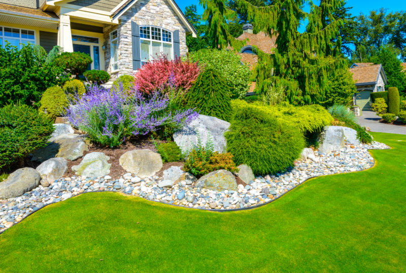 Reduce Energy Use Through Landscaping