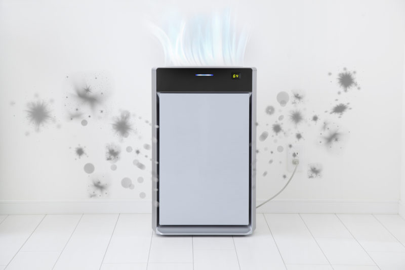 3 Types of Air Purifiers
