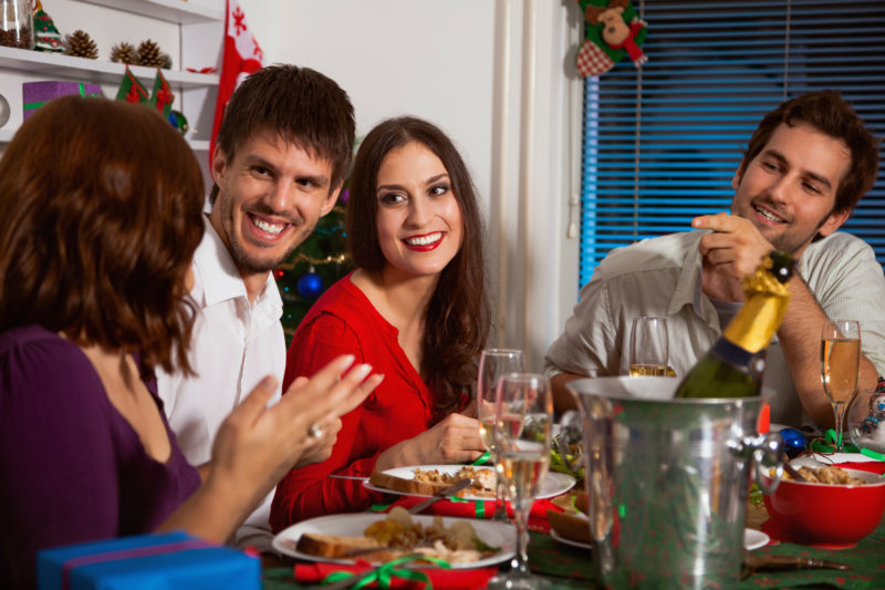 4 Home Prep Tips for Winter Parties